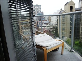 Photo 8: 801 1050 SMITHE Street in Vancouver: West End VW Condo for sale (Vancouver West)  : MLS®# V859133