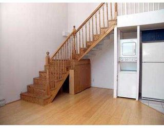 """Photo 5: 401 1238 SEYMOUR ST in Vancouver: Downtown VW Condo for sale in """"SPACE"""" (Vancouver West)  : MLS®# V582943"""