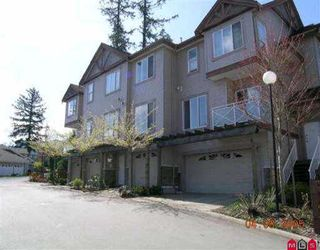 "Photo 1: 13 15133 29A AV in White Rock: King George Corridor Townhouse for sale in ""Stonewoods"" (South Surrey White Rock)  : MLS®# F2507241"