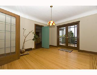 Photo 4: 3529 ARBUTUS Street in Vancouver: Arbutus House for sale (Vancouver West)  : MLS®# V745481