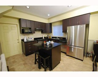 Photo 4: 8 7060 ASH Street in Richmond: McLennan North Townhouse for sale : MLS®# V754658