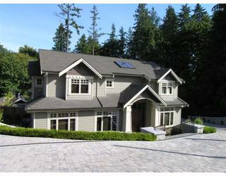 Photo 1: 306 N DOLLARTON Highway in North_Vancouver: Dollarton House for sale (North Vancouver)  : MLS®# V767123