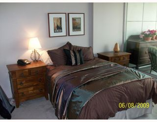 """Photo 6: 1508 1500 HORNBY Street in Vancouver: False Creek North Condo for sale in """"888 BEACH"""" (Vancouver West)  : MLS®# V771057"""