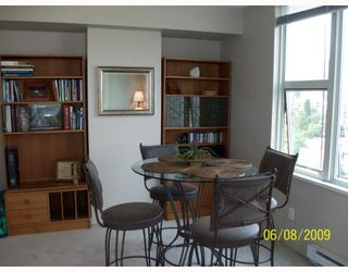 """Photo 3: 1508 1500 HORNBY Street in Vancouver: False Creek North Condo for sale in """"888 BEACH"""" (Vancouver West)  : MLS®# V771057"""