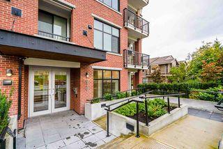 Photo 1: 209 828 GAUTHIER Avenue in Coquitlam: Coquitlam West Condo for sale : MLS®# R2414666