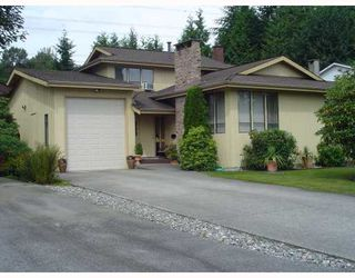 Photo 1: 856 HERRMANN Street in Coquitlam: Meadow Brook House for sale : MLS®# V781053