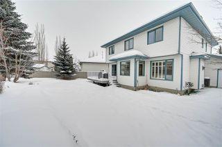 Photo 37: 1117 116 Street in Edmonton: Zone 16 House for sale : MLS®# E4188387
