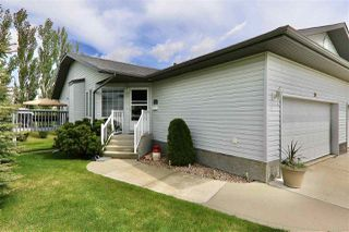 Main Photo: 116 7000 Northview Drive: Wetaskiwin House Half Duplex for sale : MLS®# E4198883