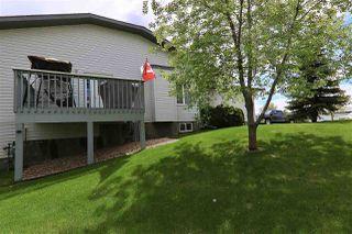 Photo 40: 116 7000 Northview Drive: Wetaskiwin House Half Duplex for sale : MLS®# E4198883