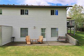 Photo 42: 116 7000 Northview Drive: Wetaskiwin House Half Duplex for sale : MLS®# E4198883