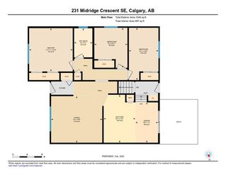 Photo 31: 231 MIDRIDGE CR SE in Calgary: Midnapore RES for sale : MLS®# C4287792