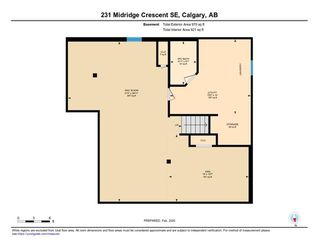 Photo 32: 231 MIDRIDGE CR SE in Calgary: Midnapore RES for sale : MLS®# C4287792
