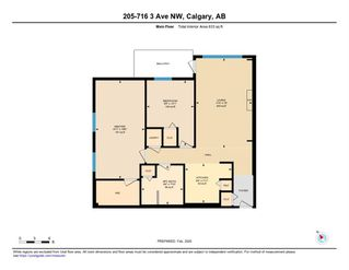 Photo 26: 205 716 3 Avenue NW in Calgary: Sunnyside Apartment for sale : MLS®# A1032794