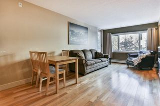 Photo 3: 205 716 3 Avenue NW in Calgary: Sunnyside Apartment for sale : MLS®# A1032794