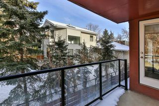 Photo 22: 205 716 3 Avenue NW in Calgary: Sunnyside Apartment for sale : MLS®# A1032794