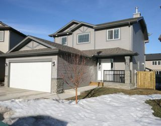 Photo 1: 442 LUXSTONE Green SW in : Airdrie Residential Detached Single Family for sale : MLS®# C3413894