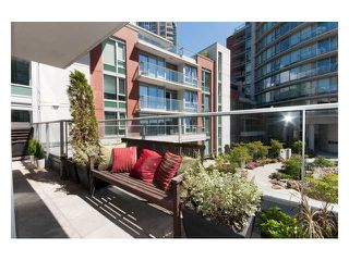 "Photo 1: 501 618 ABBOTT Street in Vancouver: Downtown VW Condo for sale in ""FIRENZE 3"" (Vancouver West)  : MLS®# V829777"