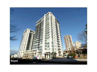 "Photo 1: 1701 158 W 13TH Street in North Vancouver: Central Lonsdale Condo for sale in ""Vista"" : MLS®# V842095"