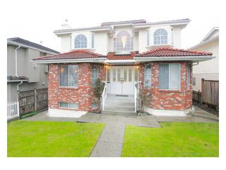 Photo 1: 3478 RUPERT Street in Vancouver: Renfrew Heights House for sale (Vancouver East)  : MLS®# V860553