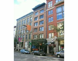 Photo 1: 4B 34 POWELL Street in Vancouver: Downtown VE Condo for sale (Vancouver East)  : MLS®# V777511