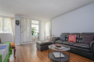 """Photo 2: 102 740 HAMILTON Street in New Westminster: Uptown NW Condo for sale in """"The Statesman"""" : MLS®# R2396351"""
