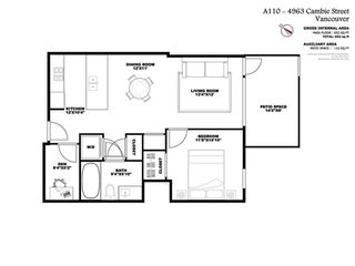 """Photo 36: A110 4963 CAMBIE Street in Vancouver: Cambie Condo for sale in """"35 PARK WEST"""" (Vancouver West)  : MLS®# R2423823"""
