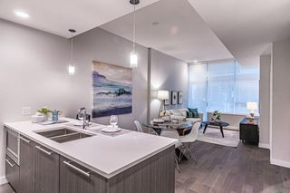 "Photo 1: A110 4963 CAMBIE Street in Vancouver: Cambie Condo for sale in ""35 PARK WEST"" (Vancouver West)  : MLS®# R2423823"