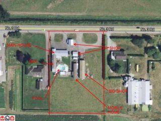 Main Photo: 40416 NO.3 Road in Abbotsford: Sumas Prairie House for sale : MLS®# R2462108