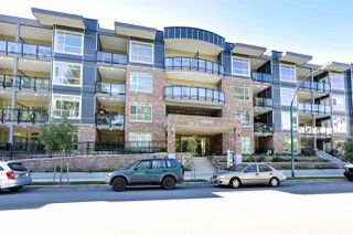 "Photo 1: 209 2436 KELLY Avenue in Port Coquitlam: Central Pt Coquitlam Condo for sale in ""LUMIERE"" : MLS®# R2492812"
