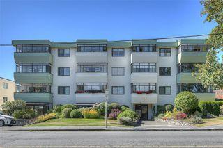 Main Photo: 403 935 Fairfield Rd in : Vi Fairfield West Condo Apartment for sale (Victoria)  : MLS®# 854512