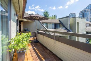"Photo 23: 401 1210 PACIFIC Street in Coquitlam: North Coquitlam Condo for sale in ""Glenview Manor"" : MLS®# R2500348"