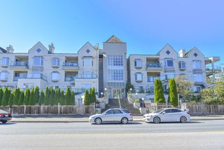 """Photo 1: 115 7633 ST. ALBANS Road in Richmond: Brighouse South Condo for sale in """"St. Albans Court"""" : MLS®# R2515392"""