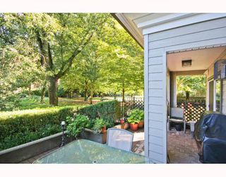 """Photo 10: 104 2253 WELCHER Avenue in Port Coquitlam: Central Pt Coquitlam Condo for sale in """"ST. JAMES GATE"""" : MLS®# V785959"""