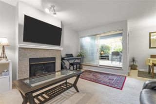 "Photo 5: 102 7465 SANDBORNE Avenue in Burnaby: South Slope Condo for sale in ""SANDBORNE HILL"" (Burnaby South)  : MLS®# R2515926"