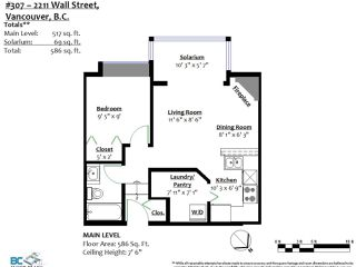 """Photo 35: 307 2211 WALL Street in Vancouver: Hastings Condo for sale in """"Pacific Landing"""" (Vancouver East)  : MLS®# R2519172"""