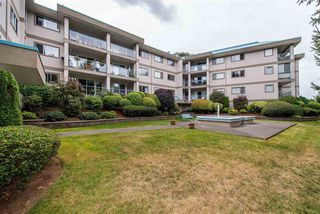 """Photo 1: 315 33090 GEORGE FERGUSON Way in Abbotsford: Central Abbotsford Condo for sale in """"Tiffany Place"""" : MLS®# R2526126"""