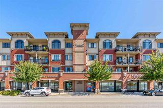 """Main Photo: 404 11862 226 Street in Maple Ridge: East Central Condo for sale in """"Falcon Center"""" : MLS®# R2529285"""