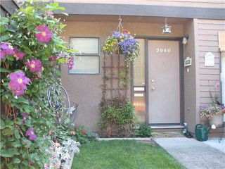 Photo 3: 2940 ARGO Place in Burnaby: Simon Fraser Hills Townhouse for sale (Burnaby North)  : MLS®# V840891