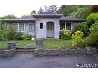 Photo 1:  in : SE Cadboro Bay Single Family Detached for sale (Saanich East)  : MLS®# 399440