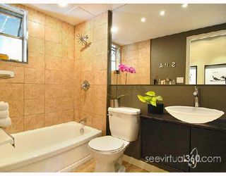 "Photo 6: 401 235 KEITH Road in West_Vancouver: Cedardale Condo for sale in ""SPURAWAY GARDENS"" (West Vancouver)  : MLS®# V745651"