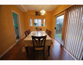 "Photo 3: 36 8551 GENERAL CURRIE Road in Richmond: Brighouse South Townhouse for sale in ""THE CRESCENT"" : MLS®# V751217"