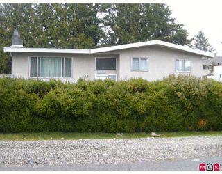 "Photo 1: 13809 HARPER Road in Surrey: Bolivar Heights House for sale in ""BOLIVAR HEIGHTS"" (North Surrey)  : MLS®# F2906215"