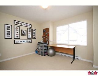 "Photo 8: 59 6651 203RD Street in Langley: Willoughby Heights Townhouse for sale in ""Sunscape"" : MLS®# F2906259"