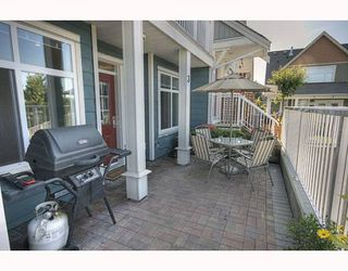 Photo 9: 3 6300 LONDON Road in Richmond: Steveston South Townhouse for sale : MLS®# V776905
