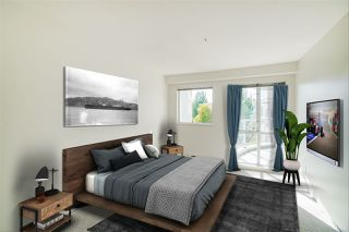 Photo 6: 309 8450 JELLICOE Street in Vancouver: South Marine Condo for sale (Vancouver East)  : MLS®# R2399703