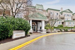 """Photo 1: 337 2980 PRINCESS Crescent in Coquitlam: Canyon Springs Condo for sale in """"MONTCLAIRE"""" : MLS®# R2435657"""
