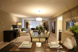 Photo 2: 322 5810 Mullen Place Place in Edmonton: Zone 14 Condo for sale : MLS®# E4191359