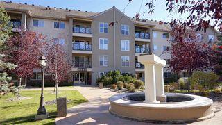 Photo 1: 110 8942 156 Street in Edmonton: Zone 22 Condo for sale : MLS®# E4201492