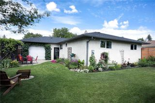 Photo 22: 6 John Taylor Place in Winnipeg: Valley Gardens Single Family Detached for sale (3E)  : MLS®# 202016891