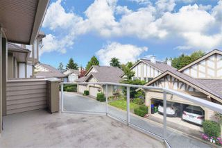 """Photo 24: 49 5221 OAKMOUNT Crescent in Burnaby: Oaklands Townhouse for sale in """"SEASONS BY THE LAKE"""" (Burnaby South)  : MLS®# R2480570"""